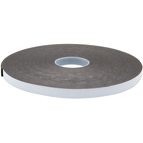 3259 Black Single Sided Foam Tape